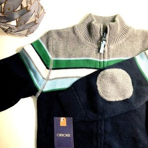 NWT, Toddler, Full Zip, Sweater Size 2T